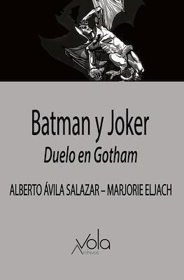 Batman y Joker. Duelo en Gotham (Rústica 120 pp) #