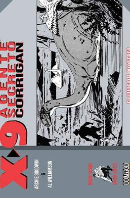 X-9 Agente Secreto Corrigan (Cartoné 192 pp) #3