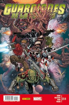 Guardianes de la Galaxia (2013-) (Grapa) #14
