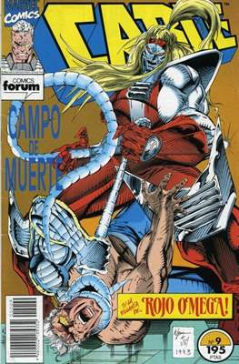Cable Vol. 1 (1994-1995) (Grapa 32 pp) #9