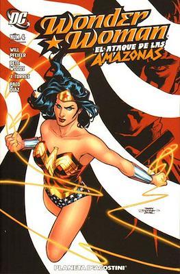 Wonder Woman. El ataque de las Amazonas (Rústica 96 pp) #4