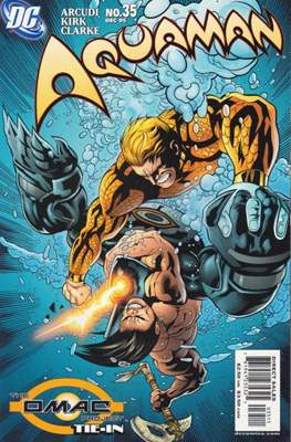 Aquaman Vol. 6 / Aquaman: Sword of Atlantis (2003-2007) (Comic Book) #35