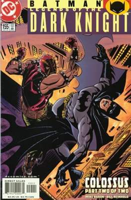 Batman: Legends of the Dark Knight Vol. 1 (1989-2007) (Comic Book) #155