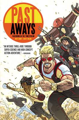 Past Aways: Facedown In The Timestream