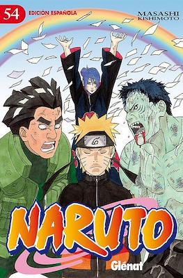 Naruto (Rústica con sobrecubierta) #54