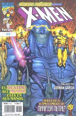 X-Men Vol. 2 / Nuevos X-Men (1996-2004) (Grapa 24 pp) #38