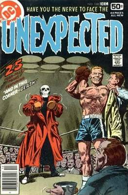 The Unexpected (Comic Book) #188