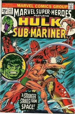 Marvel Super-Heroes (Grapa) #43