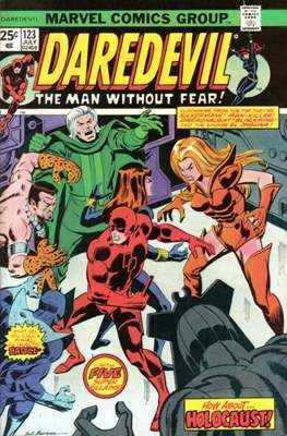 Daredevil Vol.1 (Comic Book) #123