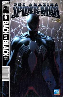 The Amazing Spider-Man (Grapas) #539