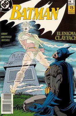 Batman. El enigma Clayface #2
