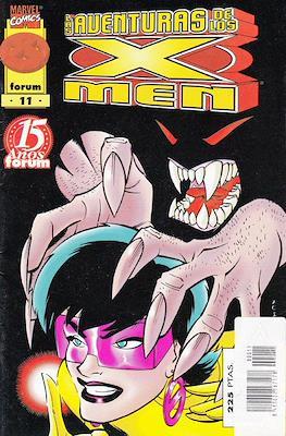 Las nuevas aventuras de los X-Men Vol. 2 #11