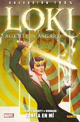 Loki: Agente de Asgard. 100% Marvel (Rústica 120-112-160 pp) #1