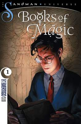 Books of Magic Vol. 2 (2018-) #1