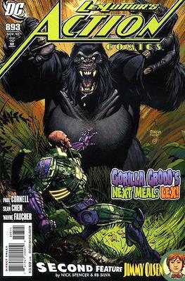 Action Comics Vol. 1 (1938-2011; 2016-) (Comic Book) #893