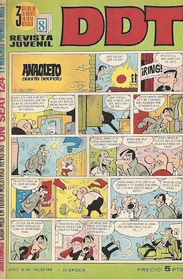 DDT (1967-1978) (Grapa) #162