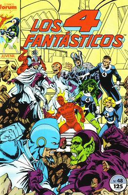 Los 4 Fantásticos Vol. 1 (1983-1994) (Grapa 36-32-24 pp) #48