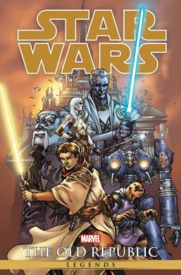 Star Wars Legends: The Old Republic Omnibus