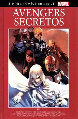 Los Héroes Más Poderosos de Marvel #93