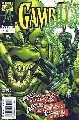 Gambito vol. 2 (1999-2001) (Grapa. 17x26. 24 páginas. Color.) #6