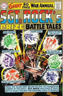 Sgt. Rock's Prize Battle Tales