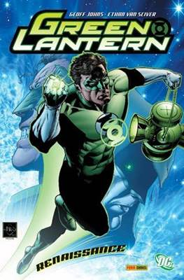 Green Lantern. Renaissance
