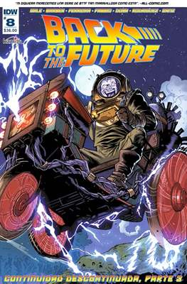 Back to the Future (Grapa) #8
