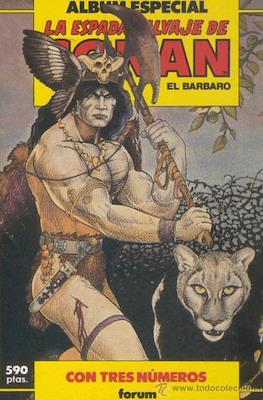 La Espada Salvaje de Conan - Álbum especial (Retapados) #16