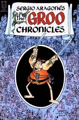 Groo The Chronicles (1989) (Grapa) #5