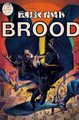 Fantagor Presents Brood