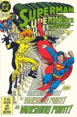 Superman Vol. 2 (1987-2006) (Comic Book) #73