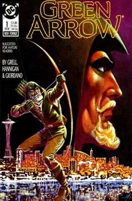 Green Arrow Vol. 2