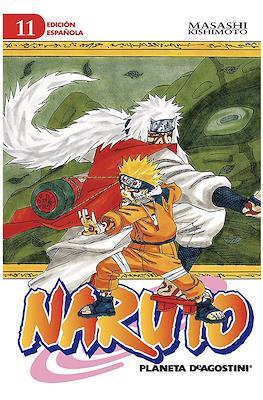 Naruto (Rústica con sobrecubierta) #11