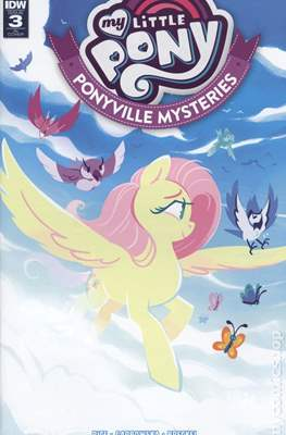 My Little Pony: Ponyville Mysteries (Variant Cover) (Comic Book) #3.1