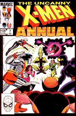 Uncanny X-Men Vol. 1 Annuals (1963-2011) #7