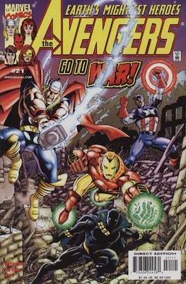 The Avengers Vol. 3 (1998-2004) (Comic-Book) #21
