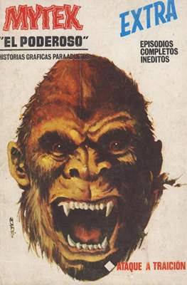 Mytek el poderoso Vol. 2 (Rústica 128-176 pp. 1967-1969) #10