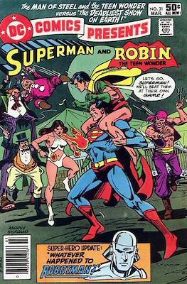 DC Comics Presents: Superman (Grapa) #31