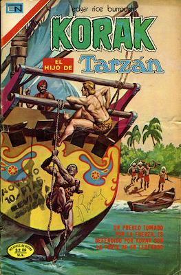 Korak, el hijo de Tarzán (Grapa 36 pp) #24