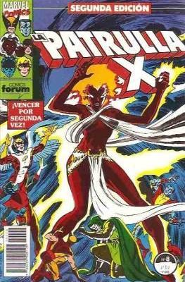 La Patrulla X Vol. 1. 2ª edición (1992-1995) (Grapa. 32 páginas.) #8