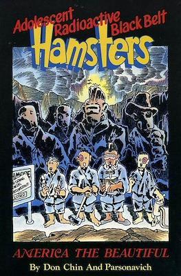 Adolescent Radioactive Black Belt Hamsters: America The Beautiful