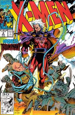 X-Men / New X-Men / X-Men Legacy Vol. 2 (1991-2012) (Comic Book 32 pp) #2
