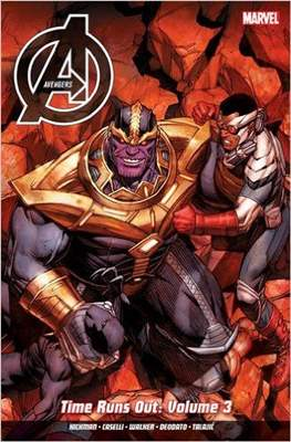 Avengers (Softcover) #9