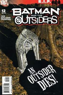 Batman and the Outsiders Vol. 2 / The Outsiders Vol. 4 (2007-2011) (Comic Book) #12