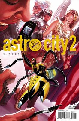 Astro City (Comic Book) #2