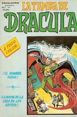 Escalofrio presenta: La tumba de Dracula Vol. 2 (1981) (Rústica 48-56 pp) #5