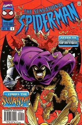 The Sensational Spider-Man (1996-1998) (Comic Book) #9