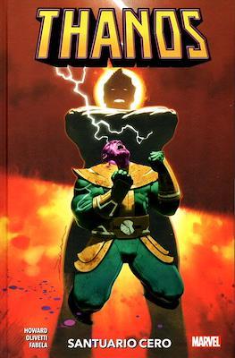 Thanos. Colección 100% Marvel HC (Cartoné 160-144 pp) #4