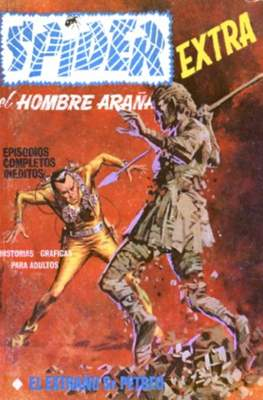 Spider el Hombre Araña Vol. 1 (Rústica 128-120 pp. 1968-1969) #11