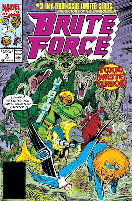 Brute Force (Comic Book) #3